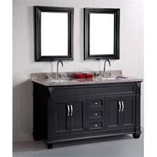 Black Bathroom Vanity With Sink by Black Bathroom Vanities Homeclick