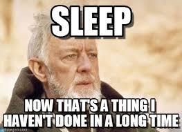 Sleep Meme - sleep obi wan kenobi meme on memegen