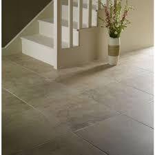 Homebase Kitchen Tiles - pietra floor tiles beige 450 x 450mm 5 pack at homebase
