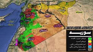 Syria Live Map by U S Special Forces Are Currently Deployed In At Least 7 Bases In