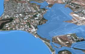 Santa Barbara Map Lightblueline New Media Studio