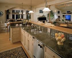 Open Kitchen Ideas Photos Open Kitchen And Living Room Floor Plans Google Search Kitchen