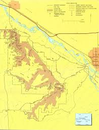 Colorado River On A Map by Usgs Geological Survey Bulletin 1508 Contents