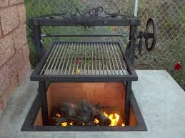 Swing Fire Pit by Simple Diy Porch Swing Fire Pit Octagon Grill Uniflame 45in High