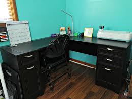 Magellan L Shaped Desk Organize Your Space With Realspace The Magellan Collection At