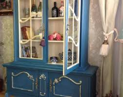 Annie Sloan Painted Bookcase Shabby Chic Bookcase Gallery Of Shabby Chic Solid Mango Low