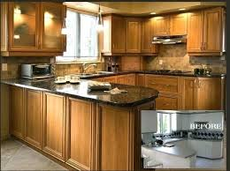 Kitchen Cabinet Paint Kit Kitchen Cabinet Refacing Lowes Kitchen Cabinet Refacing Cost