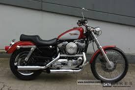 2001 harley davidson sportster 1200 sport moto zombdrive com