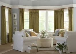 Curtains For A Large Window Custom Window Panels Curtains Budget Blinds