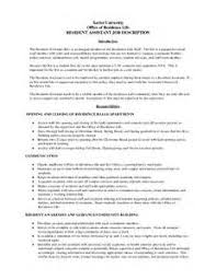 Resume For Property Management Job Help Writing History Dissertation Resume Interview Questions Basic