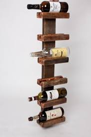 wine rack wall mounted wine rack rustic vintage wine rack by