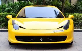 Ferrari 458 Italia Spider - rent ferrari 458 dubai uae