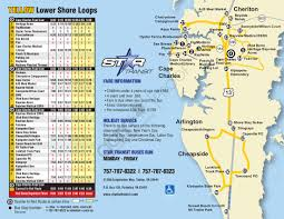 bus schedule on thanksgiving cape charles mirror u2013 star transit yellow line the lower shore u0027s