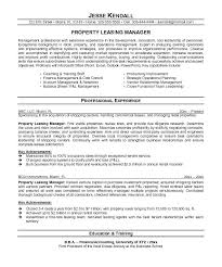 property manager resume estate manager resume property manager resume sle