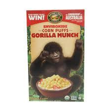 Gorilla Munch Meme - gorilla munch cereal meme best chimpanzee and gorilla image and