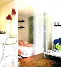 Room Divider Ideas For Bedroom Apartment Room Dividers Bedroom