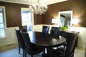 paint colors for dining room with chair rail 1 best dining room