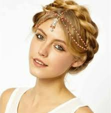 open hairstyles for round face dailymotion 16 cute hairstyles with maang tikka maatha patti this season