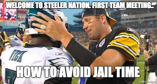 Ben Roethlisberger Meme - how will the steelers survive without big ben with images
