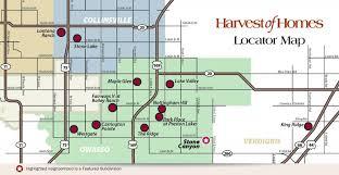 Map Of Tulsa Hba Tulsa About The Harvest