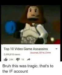 Top 10 Video Game Memes - 25 best memes about top 10 video games top 10 video games memes