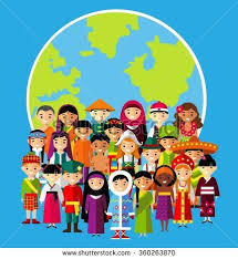 children of different nationalities stock images royalty free