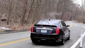 2016 2017 cadillac cts v sedan 6 2l v8 performance exhaust system
