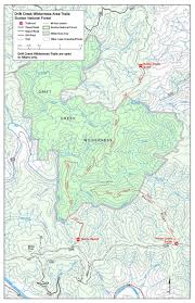 Map Of Newport Oregon by Siuslaw National Forest Trail Maps