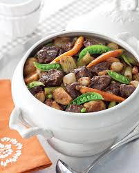 rustic beef stew southern lady magazine