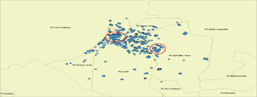 Little Rock Crime Map Building Capacity To Use Research Evidence Bcure Evidence For