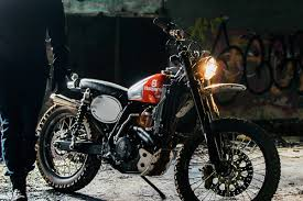 vintage yamaha motocross bikes how to turn a husqvarna 510 into a vintage style dirt bike bike exif