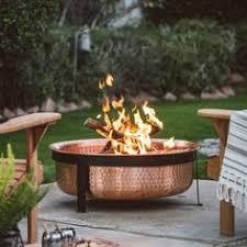 Wood Burning Firepit The Patriot Wood Burning Bowl Steel