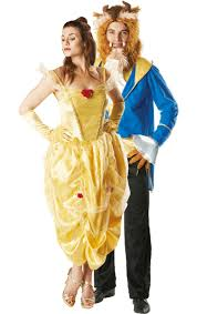 beauty and the beast couple costumes simply fancy dress