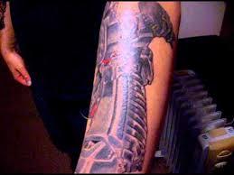 transformers tattoo youtube