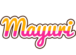 Designs For Name Mahesh Mayuri Logo Name Logo Generator Smoothie Summer Birthday