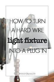 how to convert a pendant light to a recessed light idea convert pendant light to plug in for see below how to convert