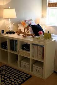 Ikea Bookcase Room Divider Trial Separation Storage Shelves Office Makeover And West Elm