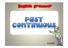 30 free esl past continuous progressive tense powerpoint
