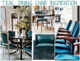 Blue Leather Dining Chairs by Rosa Beltran Design Giveaway Winners And A Design Crisis To Solve