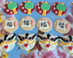 Japanese New Year Decorations Pack chinese new year etsy