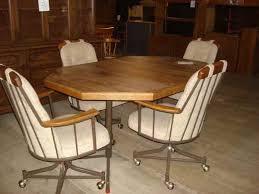 Rolling Chair Design Ideas Rolling Swivel Dining Chairs Dining Chairs Design Ideas U0026 Dining