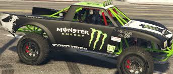 trophy truck monster livery gta5 mods