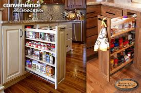 Accessories For Kitchen Cabinets Cabinets Showplace Convenience Accessories