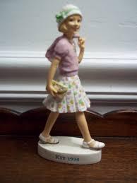 american friends hallmark kit figurine