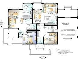 great house plans multi generational home plans two family house plans archive