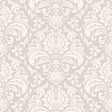 Purple Damask Wallpaper by Damask Wallpaper Pattern Stock Vector Art 482806503 Istock