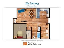 ashley grove apartments senior living community in mount orab oh