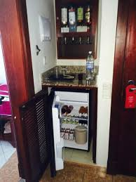 hton bay linen cabinet liquor cabinet and mini bar fridge picture of hotel riu montego