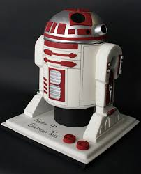 making the most amazing r2 d2 cake ever b side blog