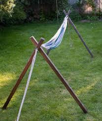 best 25 hammock stand ideas on pinterest diy hammock stand
